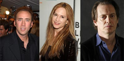 Nicolas Cage, Holly Hunter a Steve Buscemi